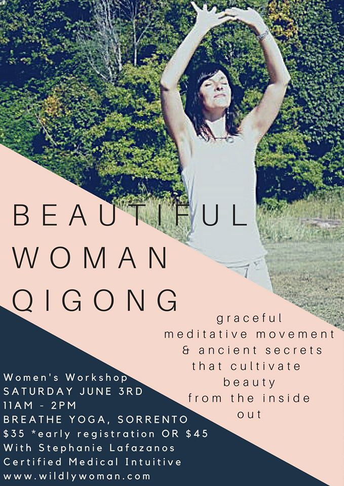 Beautiful Woman Qigong - Wellness Products and Services Event By Blog ...